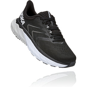 Hoka One One Arahi 5 Scarpe Donna, black/white